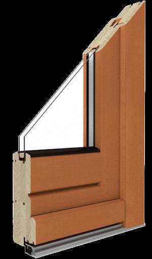 entry door timber