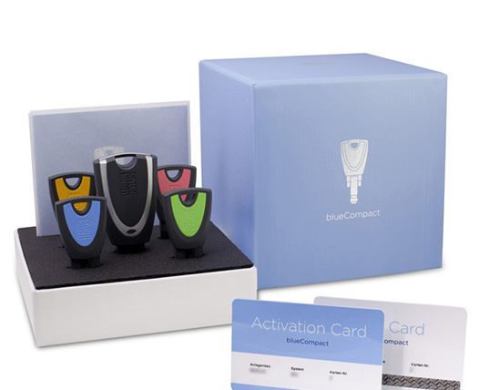 smart options blue smart