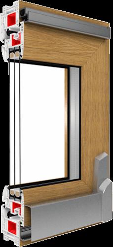 Performance uPVC Frame