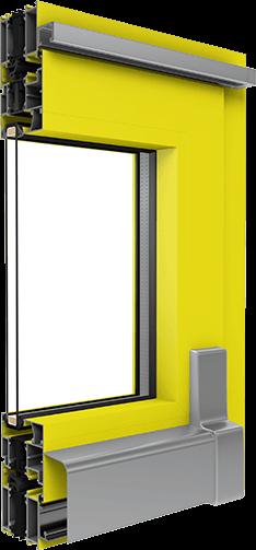 Standard Aluminium Frame