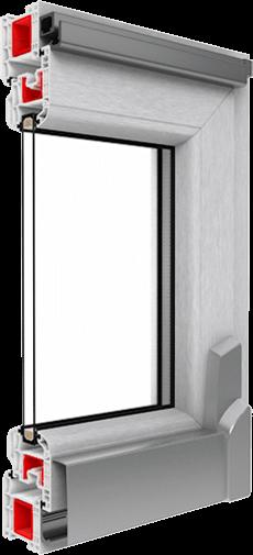 Standard uPVC Frame