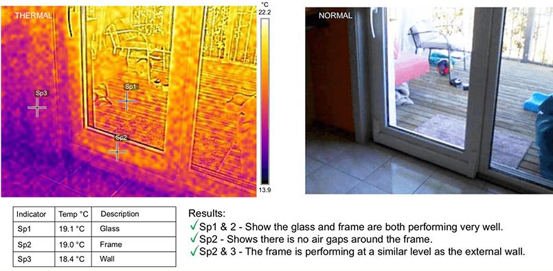 hot oknalux upvc door example